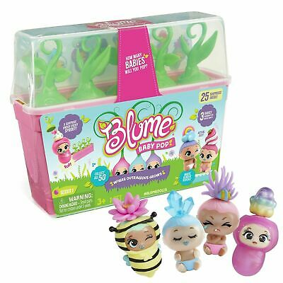 Blume Baby Pop Series 1 Mystery Doll Pack