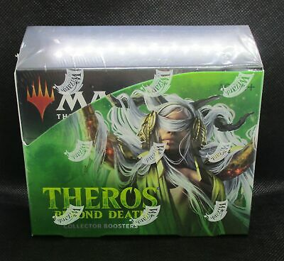 Theros Beyond Death Collector Booster Box SEALED Magic MTG