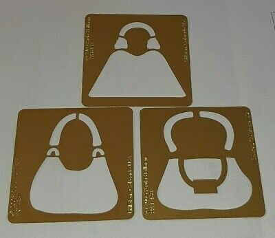 PAULA HALLINAN Ladies HATS with RIBB0ONS Brass STENCIL Emboss XDAH-307 10m x 7m