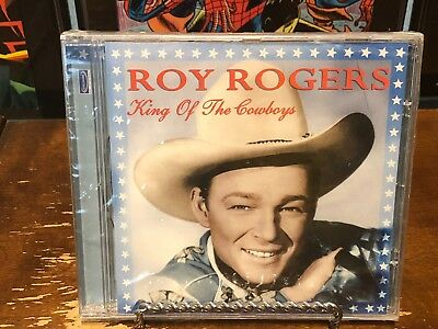 SEALED CD King of the Cowboys [Hallmark] by Roy Rogers (Country) Hallmark R