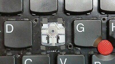 Single Keys /& Hinge Lenovo ThinkPad T430 US Keyboard 04X1277 0C01980 Model C12
