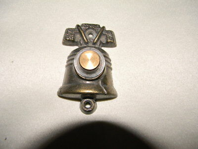 Vintage  Liberty Bell Door Bell Button General Electric