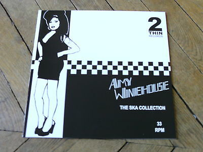 AMY WINEHOUSE The Ska collection LP Live + demos