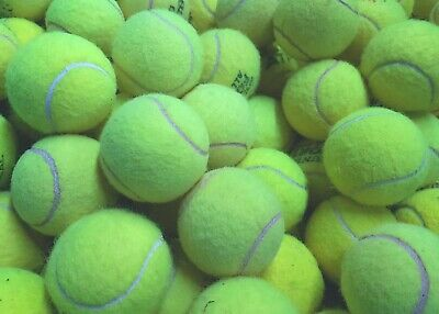 15 USED TENNIS BALLS - All Branded Balls - Great For Dogs / Games.