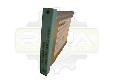 6ES7 952-1AM00-0AA0 Siemens MC Card 4MB 6ES7952-1AM00-0AA0