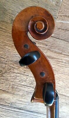 Old beautiful CELLO XIX sec. violoncello antico, italian? YOUTUBE SAMPLE