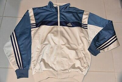 VESTE DE SURVETEMENT Adidas Vintage Annees 90 Taille L FOR