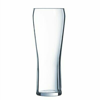 Arcoroc Edge Beer Glasses 425ml (Pack of 24) (Pack of 24) GP681 [NO1T]