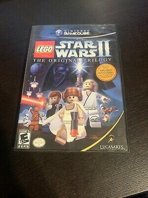 Lego Star Wars Ii The Original Trilogy Gamecube Complete