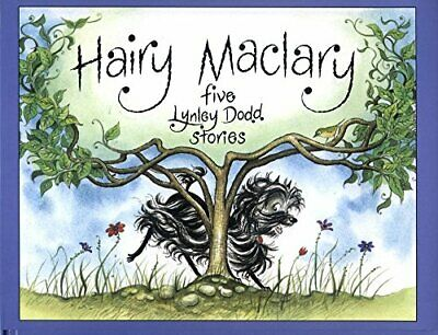 Hairy Maclary: Five Lynley Dodd Stories Viking by Lynley Dodd New Hardback Book