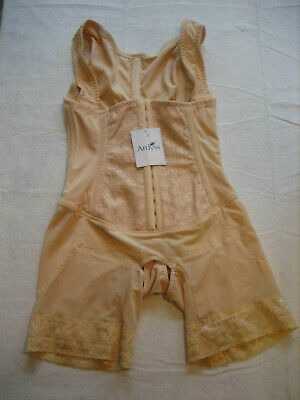 NWT ARDYSS Nude Full Body Post Surgical Compression Garment - Size 32