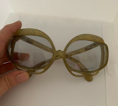Vintage 1970's Christian Dior Sunglasses Collectible 2026-10 Optyl VGC