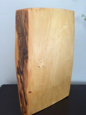 Tasmanian Natural Edge Huon Pine Serving Chopping Board