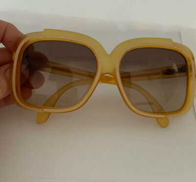 Vintage 1970's Christian Dior Sunglasses Collectible 2042-70 Austria Optyl VGC