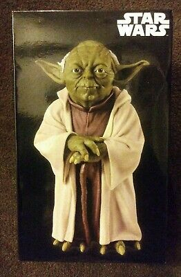 STAR WARS LPM Figure # Yoda OFFICIAL DISNEY SEGA BANPRESTO