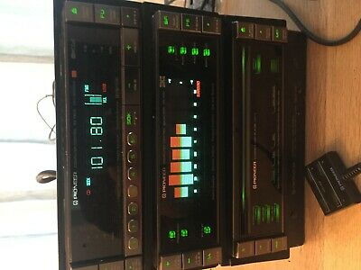 Pioneer Vintage Component Centrate KEX/GEX/EQ