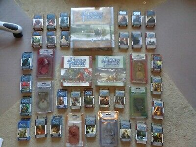 A Game of Thrones AGOT LCG 1st Edition ULTIMATE COLLECTION BUNDLE (FFG) SEALED