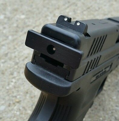 Back Plate For  a Springfield XD - XDM
