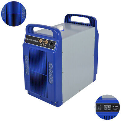 Glass Tube Water Chiller 60/80W CO2 220V CW-3000DG Industrial Thermolysis