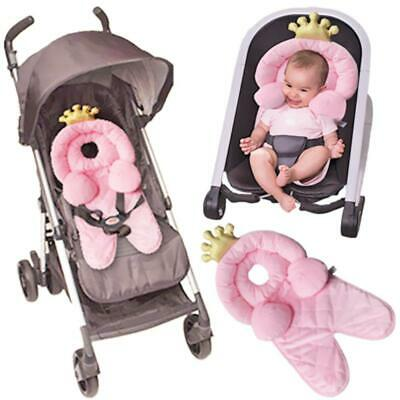 Baby Stroller Cushion Newborn Car Seat Cover Safety Neck Protection Pads Baby