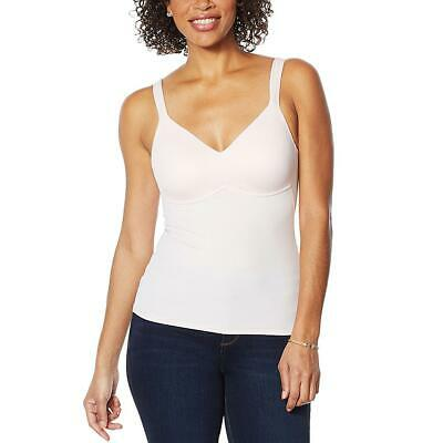 Rhonda Shear 2 pack Everyday Molded Cup Camisole