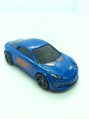 Hot Wheels New 2020 ALPINE A110 CUP - Excellent