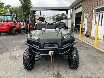 Loaded Kubota Rtv-X1100C, Loaded, Led, Lights Brand New Winch, Ac/Heat,