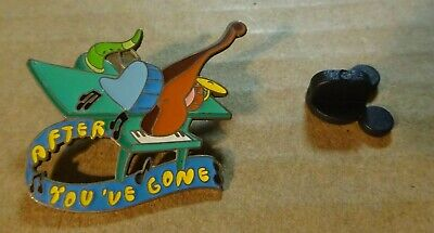 """Authentic Disney Magical Musical Moments """"After You've Gone"""" Pin #69"""