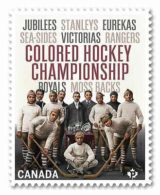 Pre Order Canada 2020 Black History Month Die Cut To Shape From Quarterly Pack
