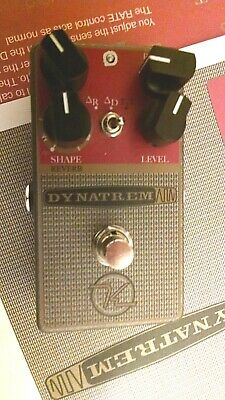 Keeley DynaTrem 'Dynamic attack' Tremolo/Phase/Reverb pedal