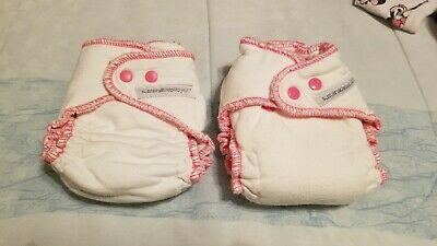 Small OBF Sustainablebabyish Sloomb Fitted Cloth Diaper