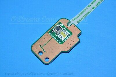 TOSHIBA Satellite C55-A C55T-A C55T-A5222 Laptop Power Button Board w// Cable