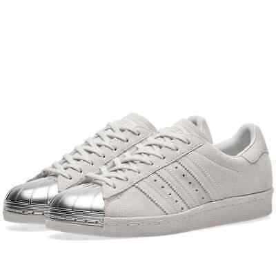ADIDAS SUPERSTAR 80S 3D Metal Toe Womens Trainer Shoe Size 4