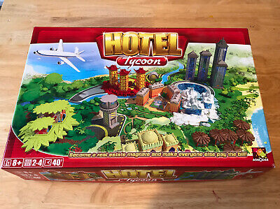 Raccoon Tycoon Resource Civilization Building Board Game Forbidden Games FRB1300
