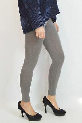 Ex Marks and Spencer Thermal Ankle Length Leggings Size 6-22 P158.12