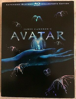 Avatar Extended Collector's Edition US-Version Blu-Ray
