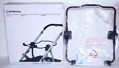 UPPAbaby Infant Car Seat Adapter for Chicco Vista Cruz Alta