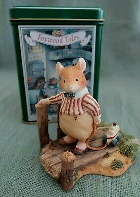 Villeroy & Boch FOXWOOD TALES - Picnic at Foxwood HARVEY MOUSE Box