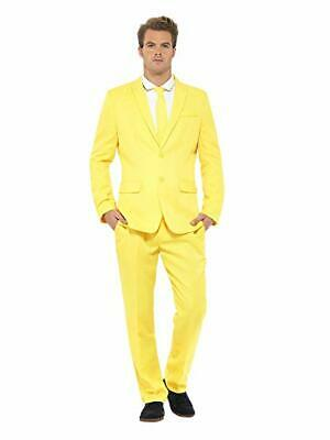 Men's Costume Stand Out Novelty Suit 3 Pc Colorful 2 Button Novelty Suit
