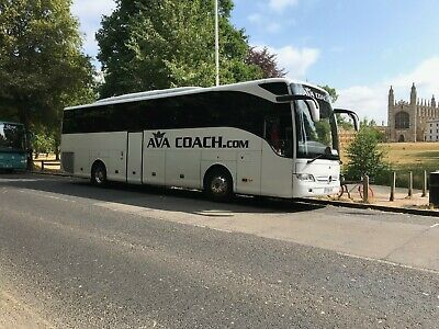 "Mercedes Tourismo Coach ""Still in Warranty"""