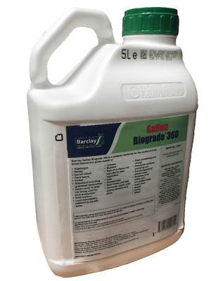 Gallup Biograde 360 5L Very Strong Professional Glyphosate Herbicide