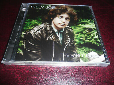 Billy Joel - The Early Years Live At Sigma Studios '72 - Cd - New & Sealed