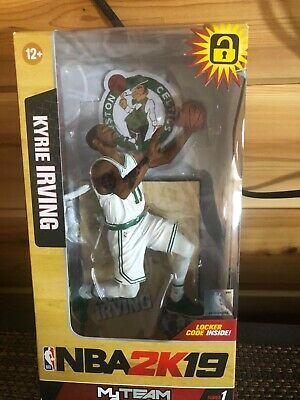MCFARLANE kyrie irving CAVALIERS NBA29 REG FIGURE ORIGINAL SEALED  NEW