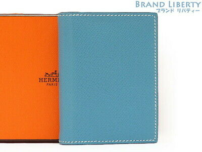 Auth HERMES Agenda PM mini Notebook cover H038534CA