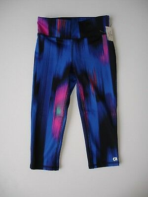 NWT Girl S / 8 - GAP capris athletic legging - great quality and design