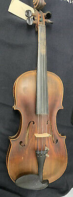 OLD GERMAN 19th Cty HOPF VIOLIN ANTIQUE MASTER VINTAGE CASE AND BOW INCLUDED