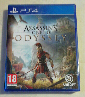 Assassin's Creed Odyssey Ultimate Edition PS4 Pantheon