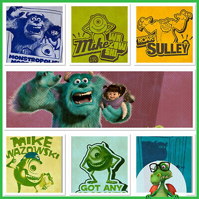 Disney Collect Topps Digital Monsters, inc. - Most Wanted W/Award
