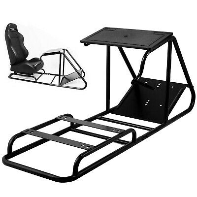 Racing Simulator Cockpit Steering Wheel Stand For PS3 Stable Driving Console