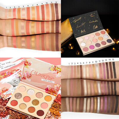 Color-pop Sweet Talk/It's A Princess Thing Pressed Eyeshadow Palette